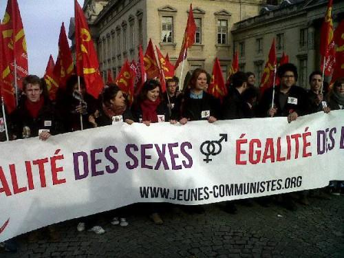 jeunesse communistes,evry,analyse