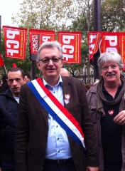 manif,sécu,paris,cgt,pierre laurent