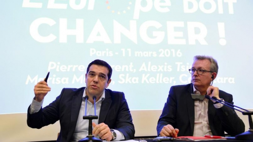 pierre laurent,alexis tsipras,europe