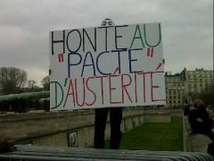 manifestation, austérité, PCF