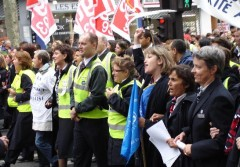 sureté,syndicat,répression,cgt,pcf,front de gauche