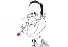 François Hollande, chronique de françois taillandier