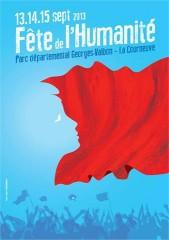 l'humanité, austérité, Patric Le Hyaric, la courneuve, fête de l'Humanité 2013