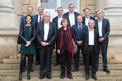 députés pcf,budget 2017