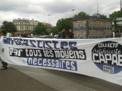 jeunes communistes,fn,manifestation,paris