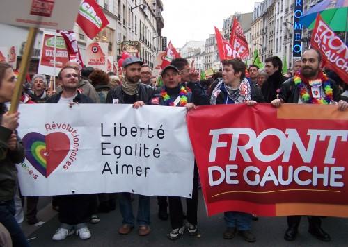 front de gauche,mélenchon,evry,présidentielle