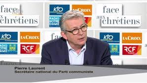 Pierre Laurent face aux chrétiens.jpg